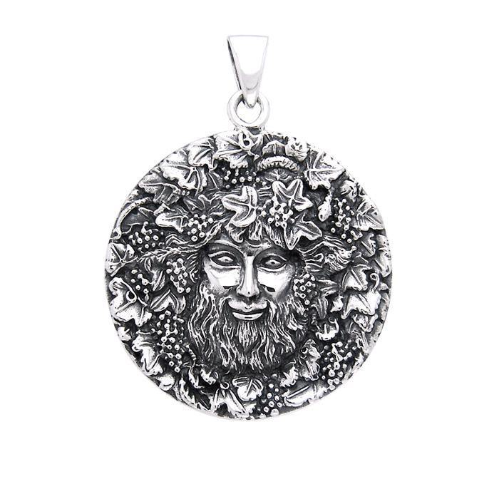 Bacchus, God of Wine Pendant TPD767
