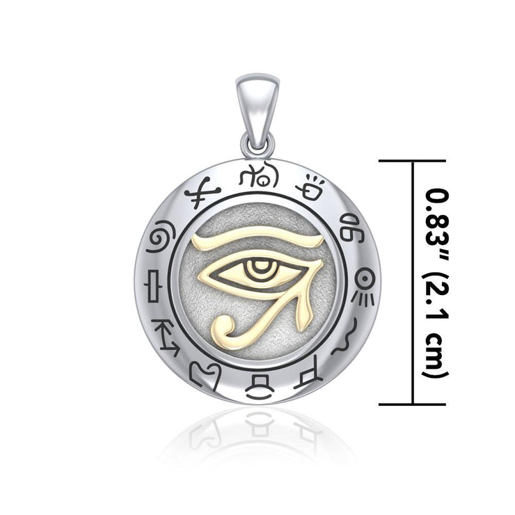 Eye of Horus Pendant TPV1584 Pendant