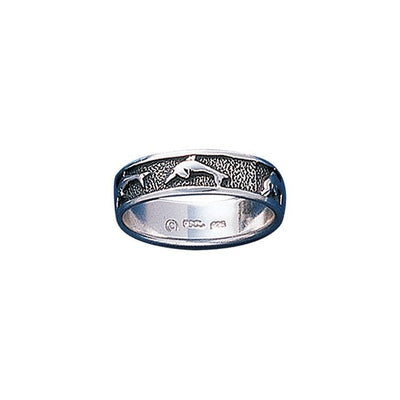 Dolphin Ring TR036
