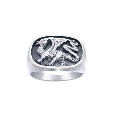 Dragon Signet Ring TR1399