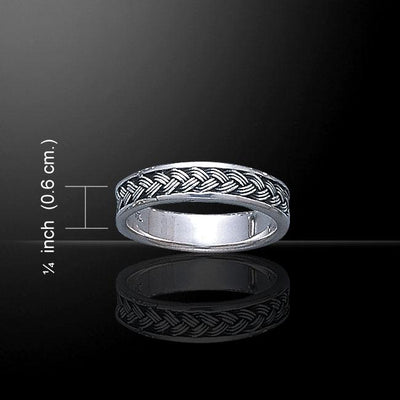 Braided Ring TR192