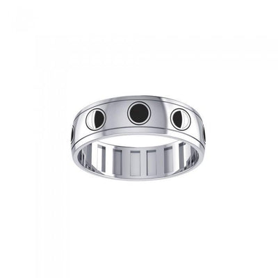 Moon Magic Spinner Ring TR3753