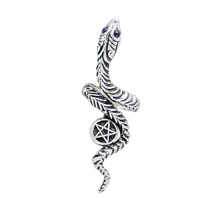 Adjustable Snake The Star Ring TR3784