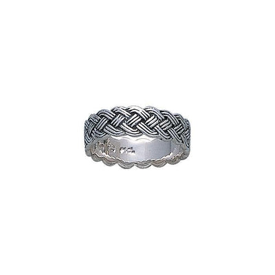 Celtic Knotwork Ring TR652