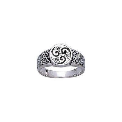 Celtic Knotwork Ring TR925