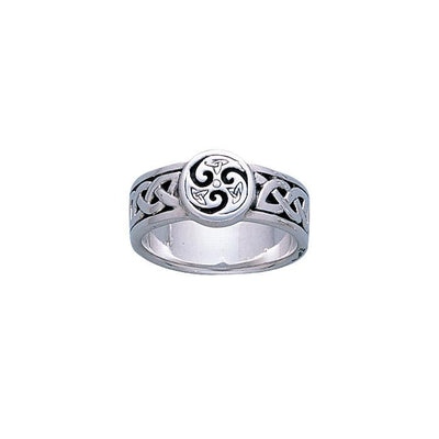 Celtic Knotwork Ring TR928