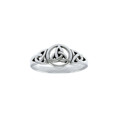 Celtic Trinity Knot Ring TRI1275 Ring