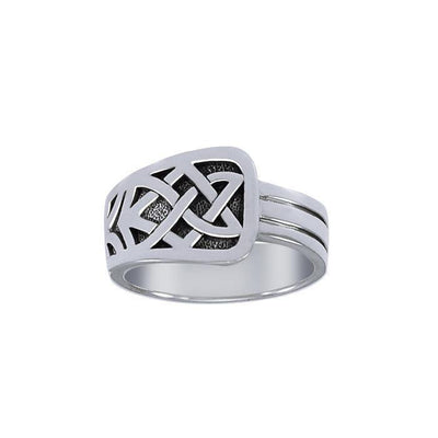 Celtic Spoon Ring TRI1302