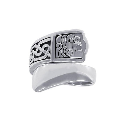 Celtic Spoon Ring TRI1306