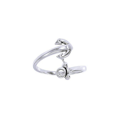 Anchor Wrap Ring TRI1397