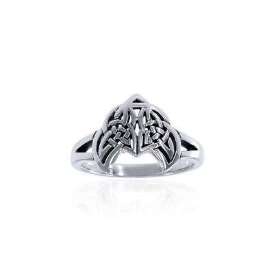 Celtic Trinity Knots Ring TRI1480 Ring