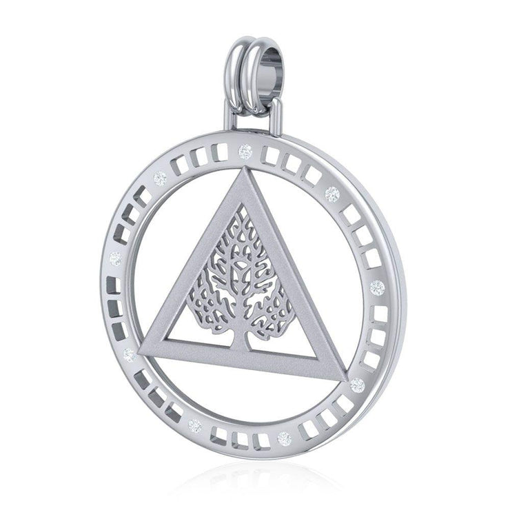 Avalon Tree of Life Pendant TPD2680