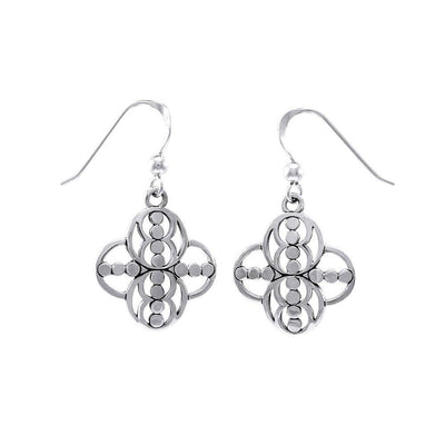 Energy Sterling Silver Earrings TER1396 Earrings