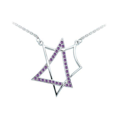 Modern Geometric Art Necklace TNC310 Pendant