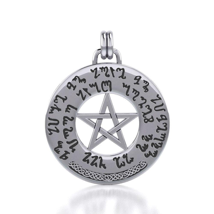 Silver The Star Pendant TP3305