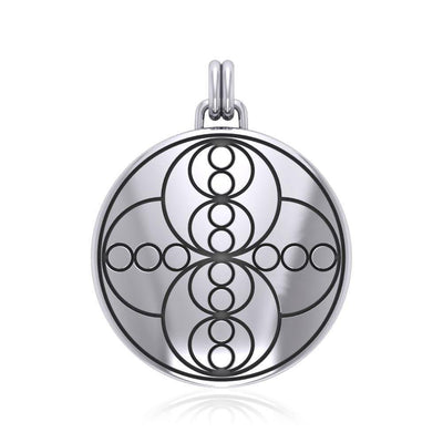 Energy Sterling Silver Pendant TPD1264