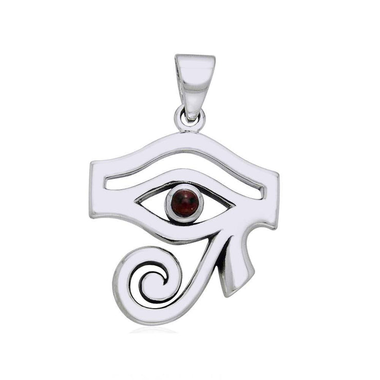 Eye of Horus Gemstone Pendant TPD1717 Pendant