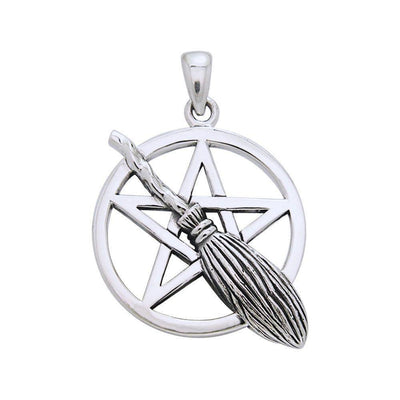 Broom on Pentagram TPD3138