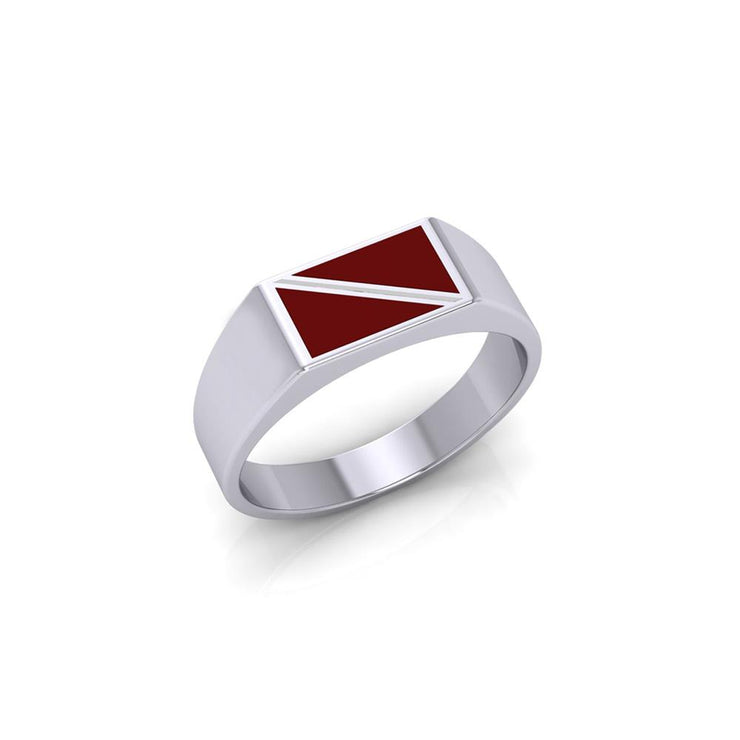 Dive Flag Ring TR1794