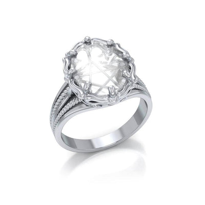 Silver The Star Ring TR3765