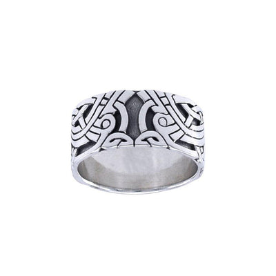 Viking Mammen Weave Ring TRI1204