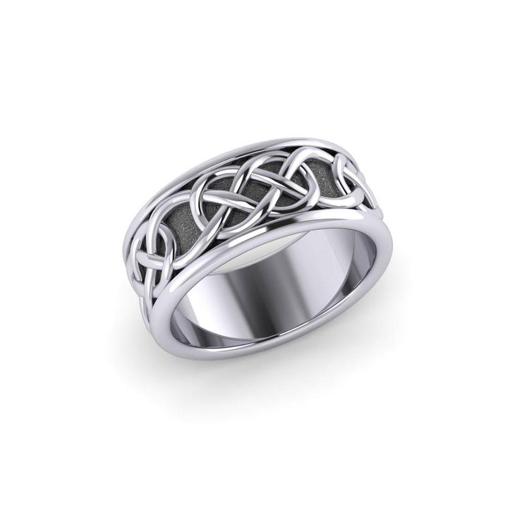 Celtic Knot Ring TRI1206