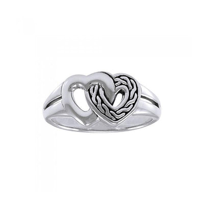 Celtic Hearts Ring RI1253