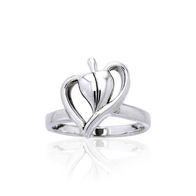 Citta Sterling Silver Ring TRI908