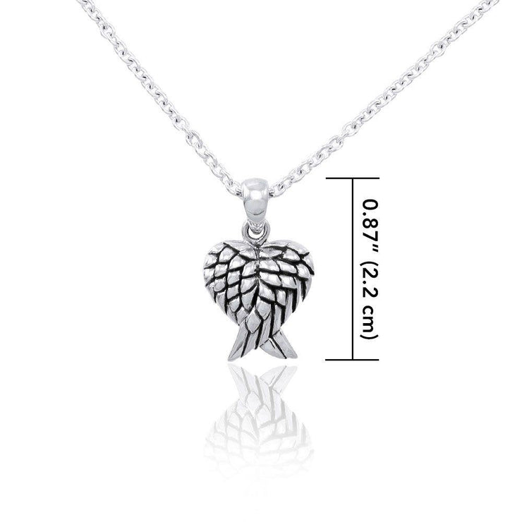 Angel Wings Necklace Set TSE713