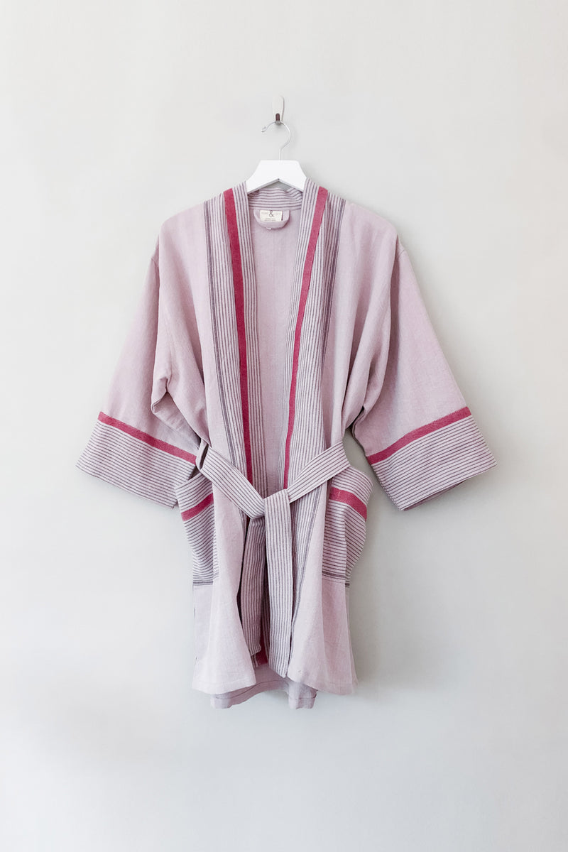 rosewood tribeca short bathrobe
