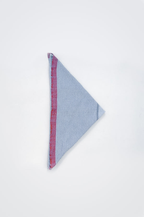 (Pre-order) Denim Wash Tribeca Cloth Napkin