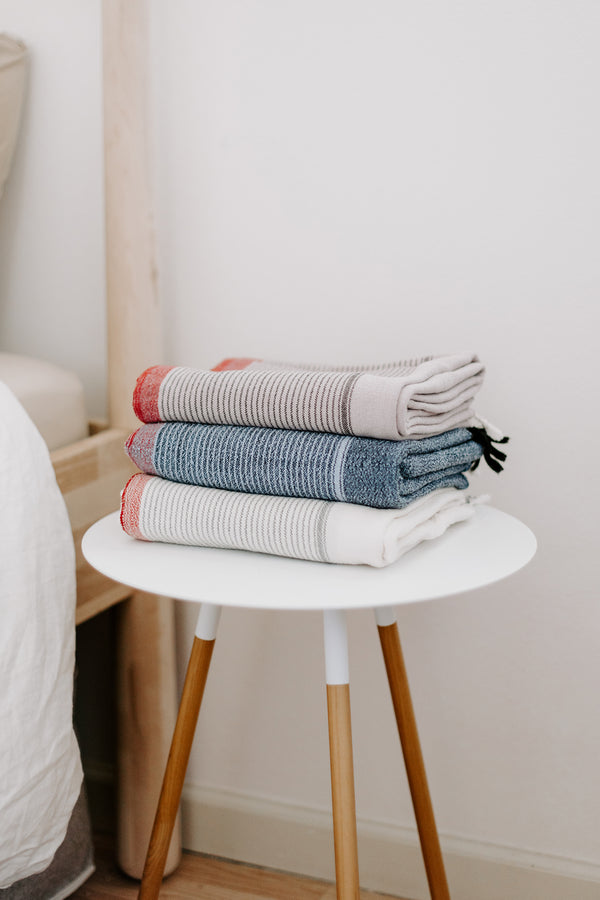 rosewood tribeca turkish cotton towel