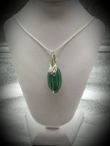 Another beautiful Malachite Necklace