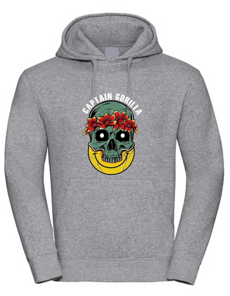 'Acid is Back' Slim Fit Hoodie