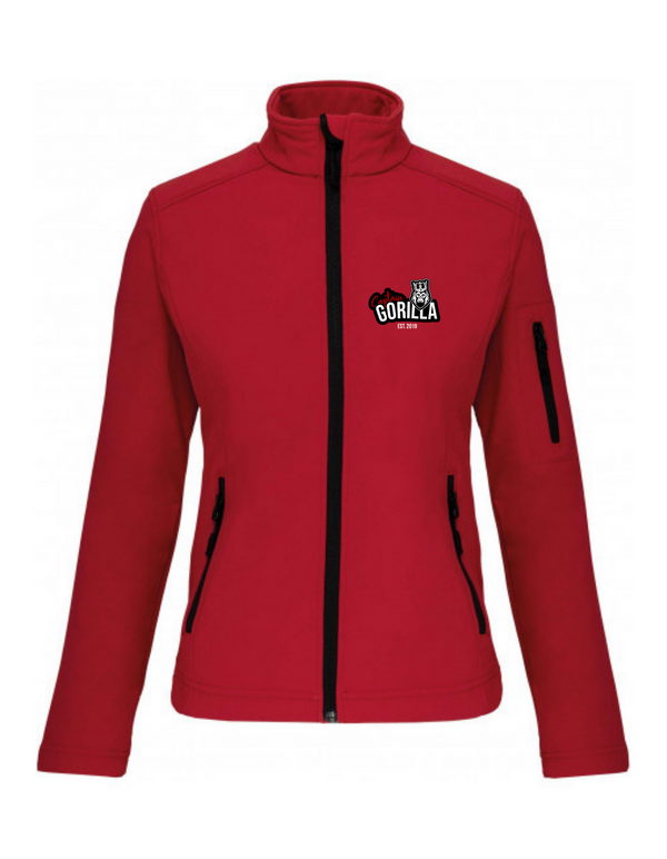 """Radnik"" Woman's Softshell"
