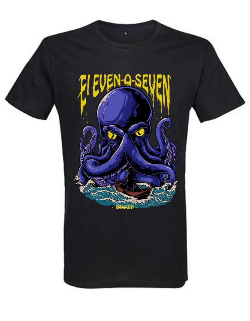 """Drown by Eleven-O-Seven"" Men Shirt"