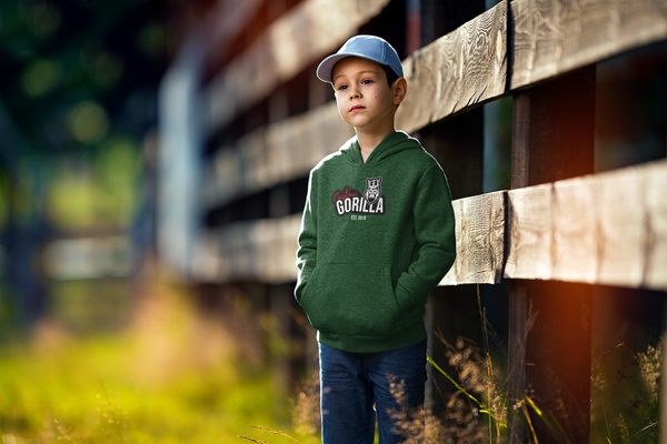 """Radnik"" Youth Hoodie - Slim Fit"