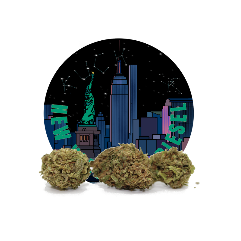 New York City Diesel  CBD