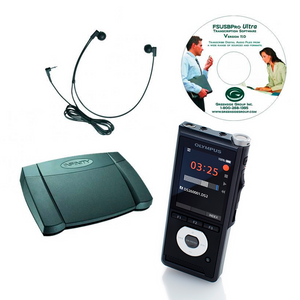 Digital Audio Recorders and Dictation Accessories
