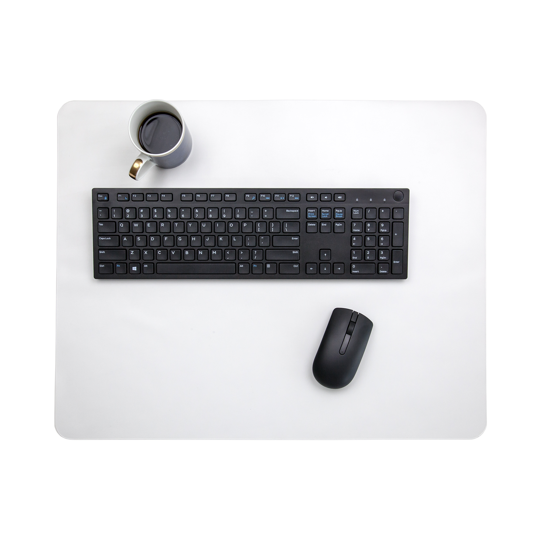 Polycarbonate Desk Pads