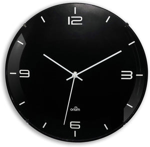 CEP 11.5' Clock, Fashion Black
