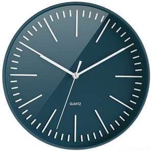 "CEP 12"" Trendy Clock - Parisian Teal"