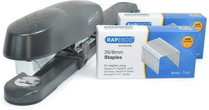 Rapesco Long Arm Stapler w/10k stpl