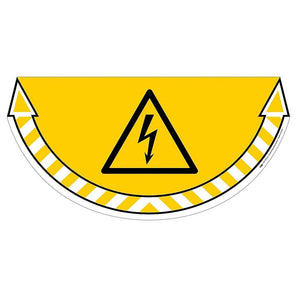 Safety Marker-Electrical Yellow