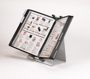 Tarifold AntiMicrobial Desktop with 10 pockets