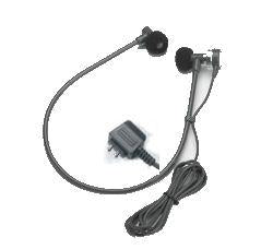 Underchin Style Headset For Dictaphone Output
