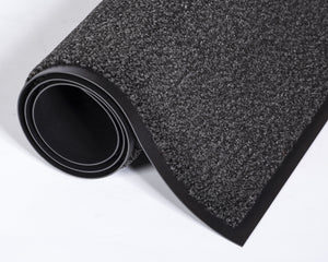 Floortex Premium Wiper 36x60 Charcoal