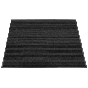 Floortex Eco Runner Wiper/Scraper Mat - 48x72 Charcoal