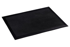 Floortex Premium Brush Mat 32x39 BK