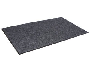 Floortex Wipe & Scrape 36x60 Charcoal